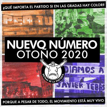 NUEVO NÚMERO – OTOÑO 2020